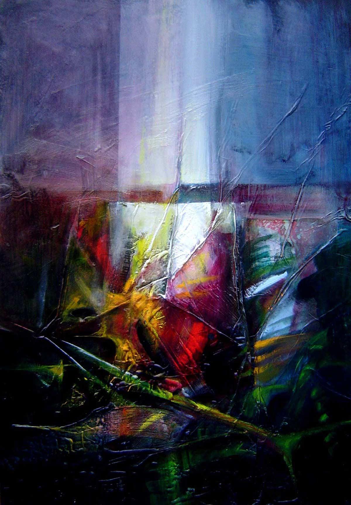 Illuminazione - Franco Margari - Pittura