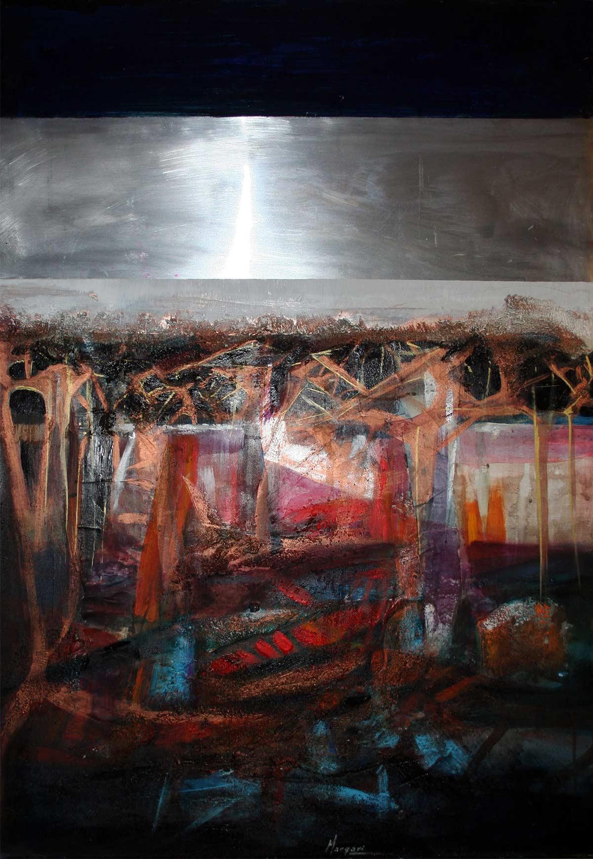 Orizzonti inattesi - Franco Margari - Pittura