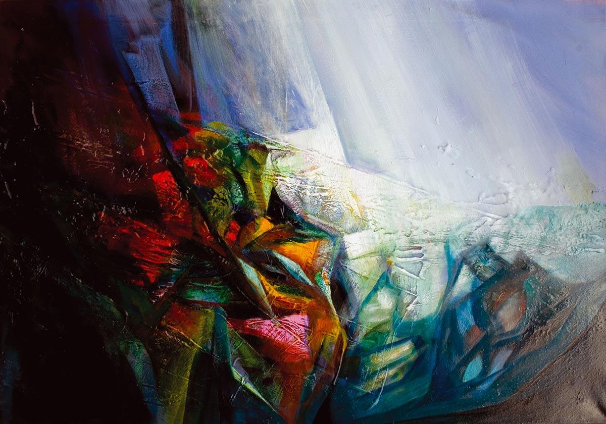 Risveglio notturno - Franco Margari - Pittura