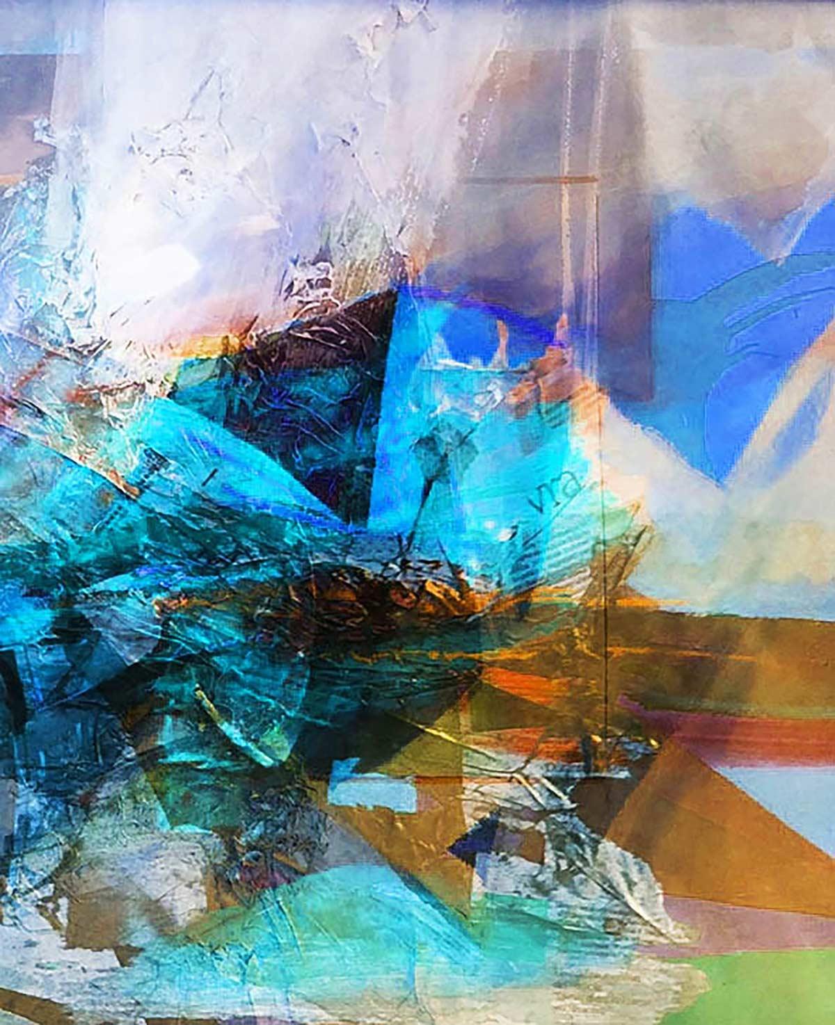 Trasparenze - Franco Margari - Pittura
