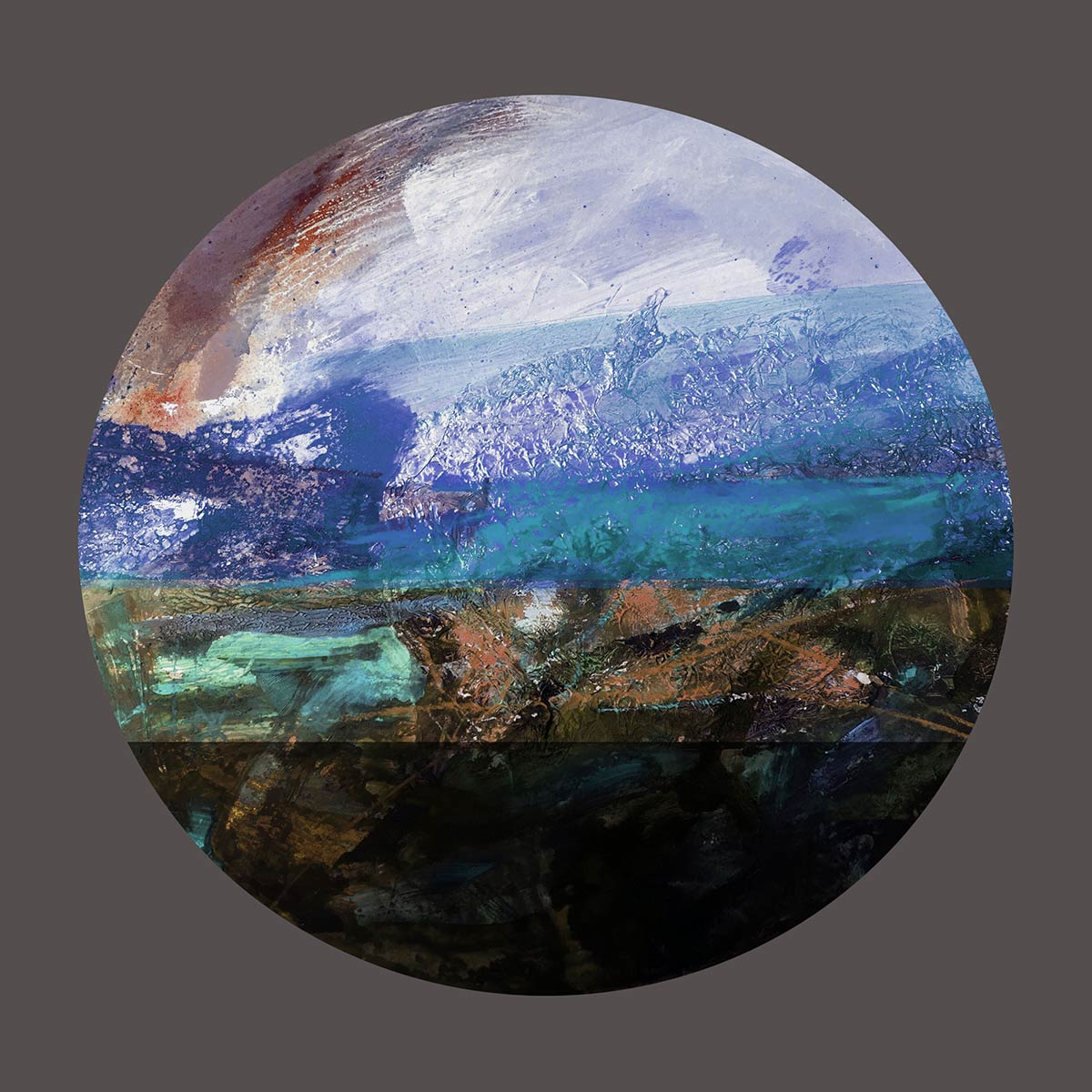 Uniti per sempre - Cieli e mari - Franco Margari - Pittura